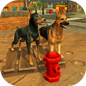 Doggy Dog World иконка