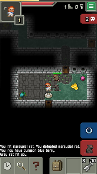 Sprouted Pixel Dungeon скриншот 4