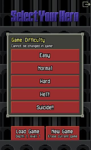 Skillful Pixel Dungeon скриншот 2