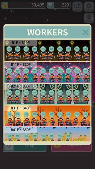 Infinity Dungeon: Evolution скриншот 4
