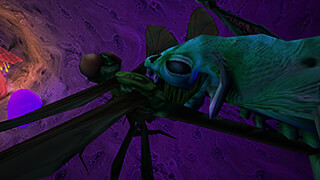 Vampire Bat: Bite Fight скриншот 1