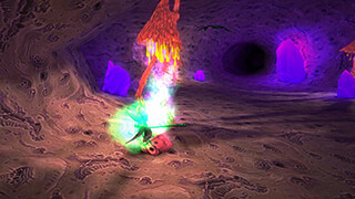 Vampire Bat: Bite Fight скриншот 2
