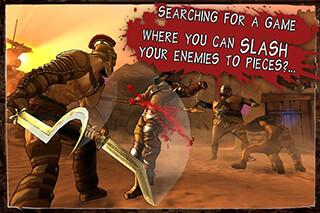 I, Gladiator скриншот 1