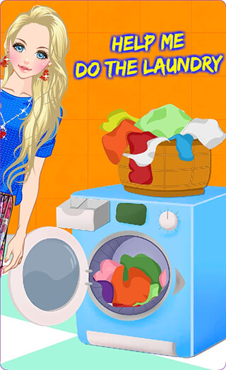 Messy House: Bedroom Cleaning скриншот 4