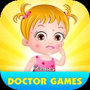 Baby Hazel: Doctor Games Lite иконка