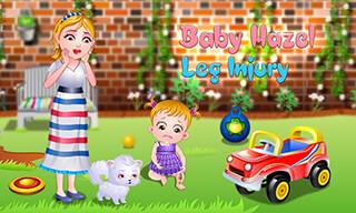 Baby Hazel: Doctor Games Lite скриншот 3