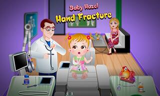 Baby Hazel: Doctor Games Lite скриншот 4