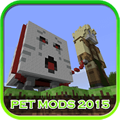 Pet Mods For Minecraft 2015 иконка