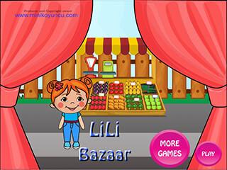 Lili: Bazaar скриншот 1