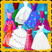 Bridesmaid Wedding Dress Up иконка