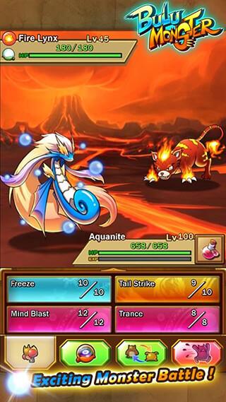 Bulu Monster скриншот 1