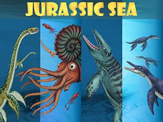 Jurassic Sea скриншот 1