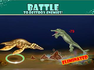 Jurassic Sea скриншот 4