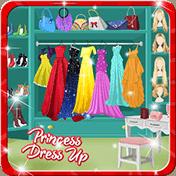 Салон Пром: Принцесса одевается (Prom Salon: Princess Dress Up)