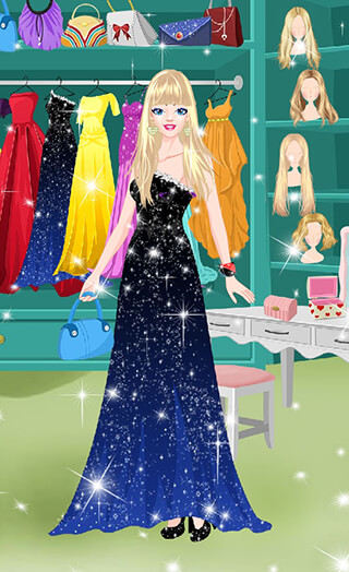 Prom Salon: Princess Dress Up скриншот 1
