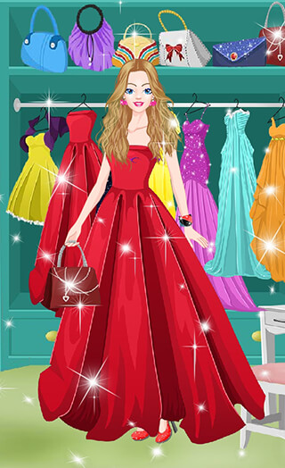 Prom Salon: Princess Dress Up скриншот 2