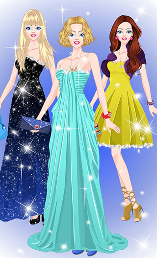 Prom Salon: Princess Dress Up скриншот 3