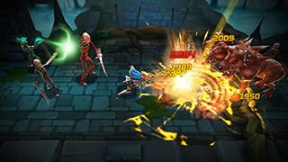 Blade Warrior скриншот 1
