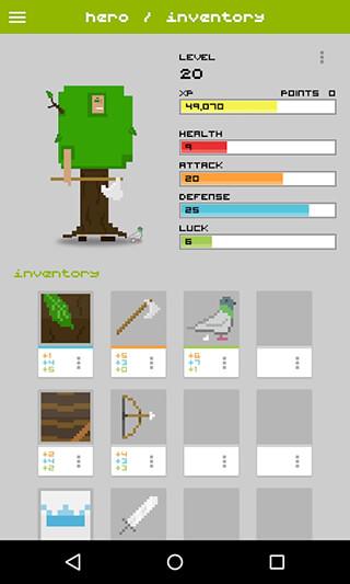 Widget RPG скриншот 3