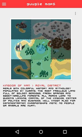 Widget RPG скриншот 4