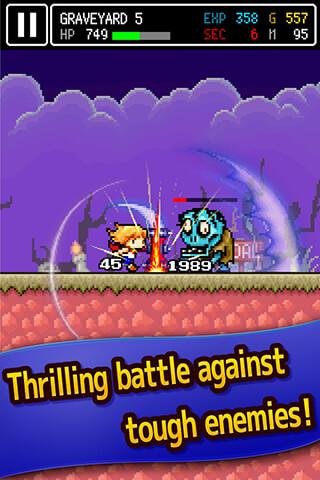 Hammer's Quest скриншот 3