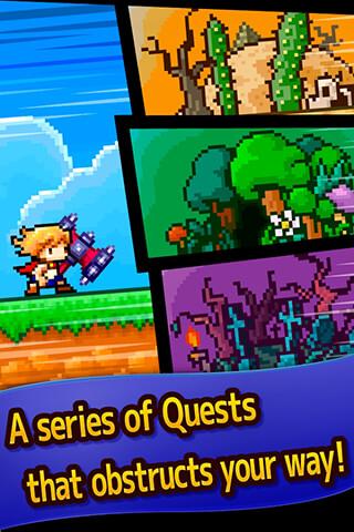 Hammer's Quest скриншот 4