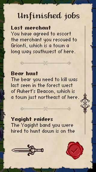 Adventurer League 2D Retro RPG скриншот 4