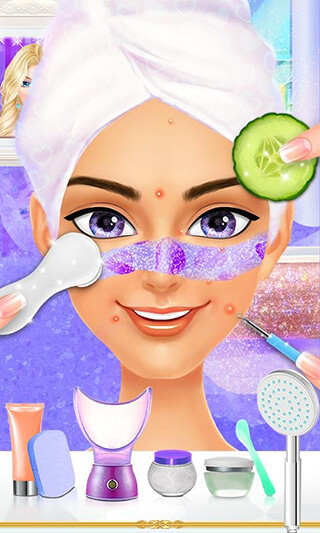Superstar Me: Beauty Salon скриншот 2