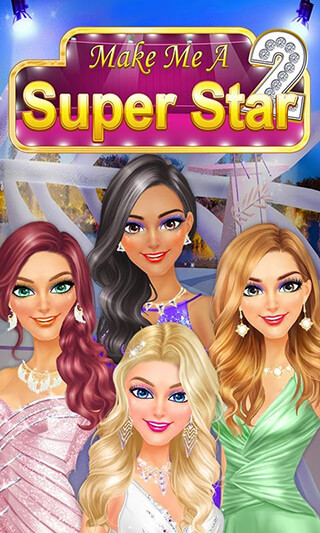 Superstar Me: Beauty Salon скриншот 3