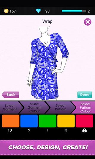 Fashion House скриншот 1
