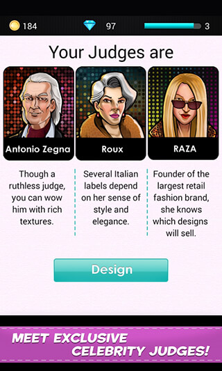 Fashion House скриншот 2