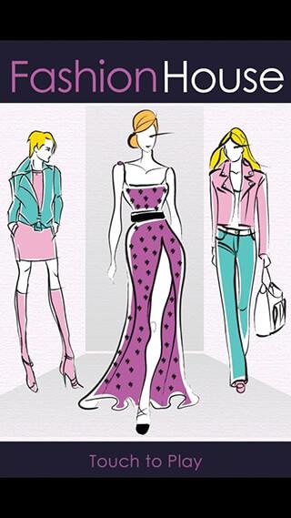 Fashion House скриншот 4