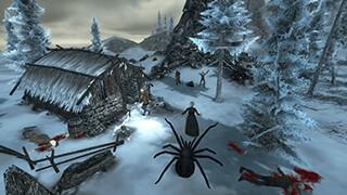 Spider Simulator 3D скриншот 1