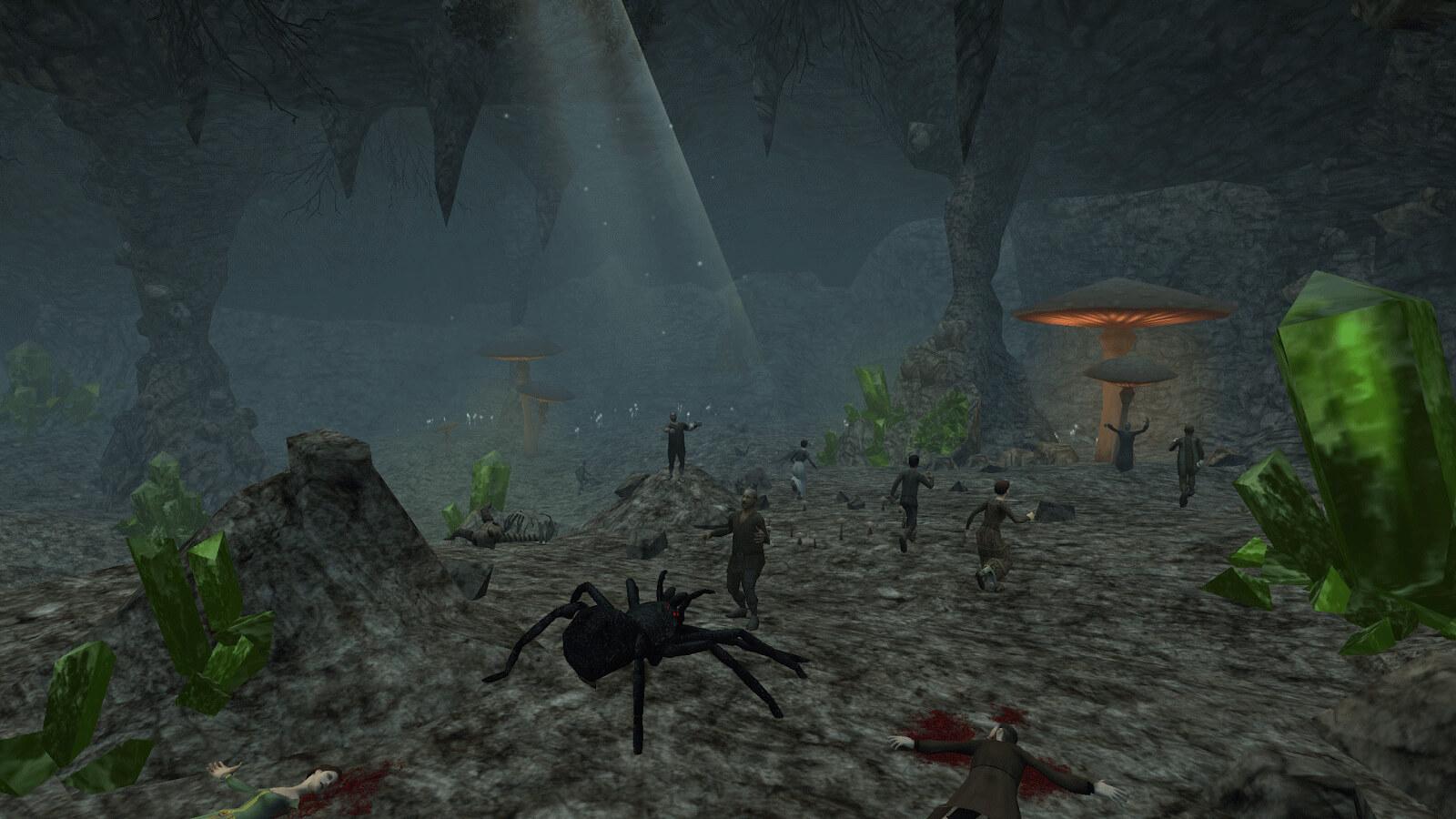 Скачать симулятор паука на пк