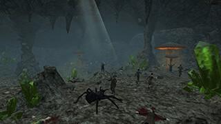 Spider Simulator 3D скриншот 3