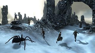 Spider Simulator 3D скриншот 4