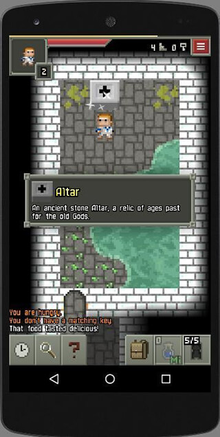 Unleashed Pixel Dungeon скриншот 4