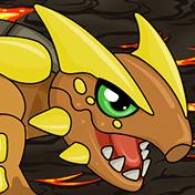 Dino Battle иконка
