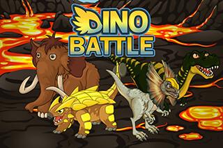Dino Battle скриншот 1