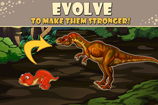 Dino Battle скриншот 4