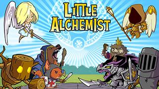 Little Alchemist скриншот 1