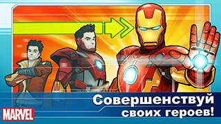 Marvel: Avengers Academy скриншот 4
