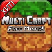 MultiCraft: Free Miner