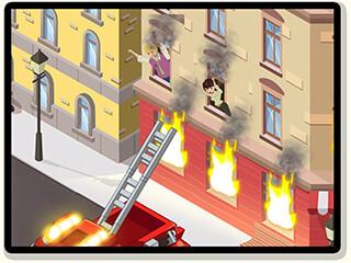 Transformers Rescue Bots: Hero Adventures скриншот 2