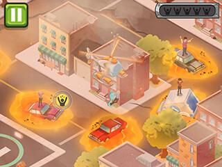 Transformers Rescue Bots: Hero Adventures скриншот 3