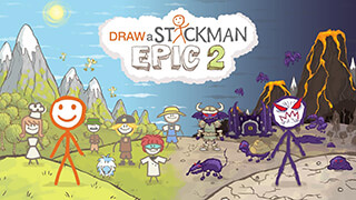 Draw a Stickman: Epic 2 Free скриншот 1