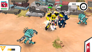 Transformers: Robots in Disguise скриншот 4