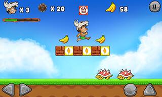 Jungle Adventures Free скриншот 1