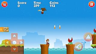 Nob's World: Jungle Adventure скриншот 1