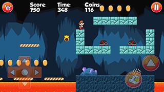 Nob's World: Jungle Adventure скриншот 2